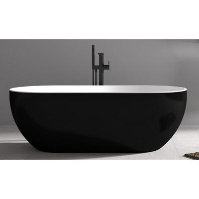 Акриловая ванна ABBER AB9241B