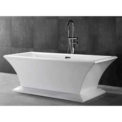 Акриловая ванна ABBER AB9238