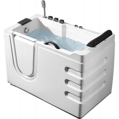 Акриловая ванна ABBER AB9000 B L