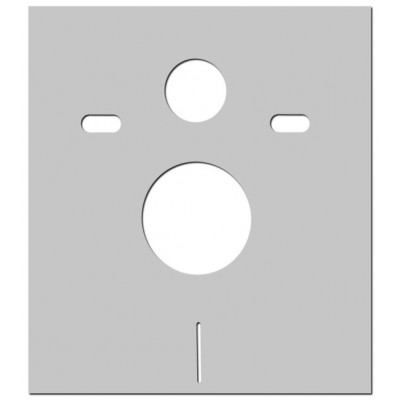 АТОМ 410 кнопка хром