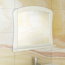 """Зеркало """"Венеция-80"""" белый глянец"""