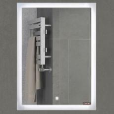 "Зеркало ""Гиацинт 60"" LED-подсветка, сенсор 600*800"