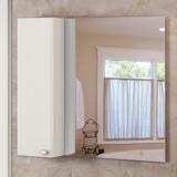 """Зеркало-шкаф """"Неаполь-100"""" белый глянец"""
