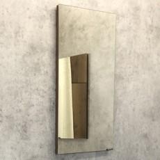"Зеркало ""Асти-40"" дуб темно-коричневый"
