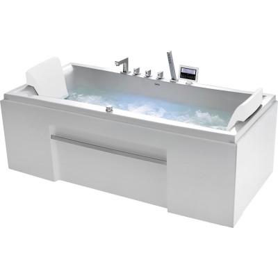 Акриловая ванна Gemy G9076 K