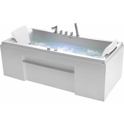 Акриловая ванна Gemy G9076 B