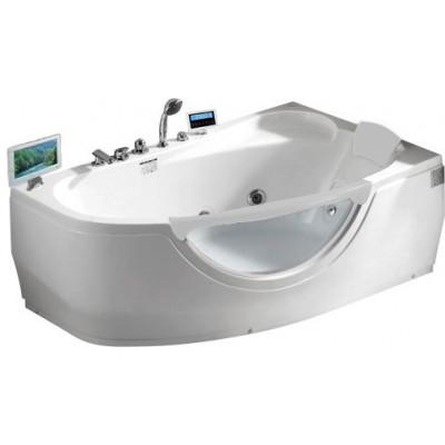 Акриловая ванна Gemy G9046 O R