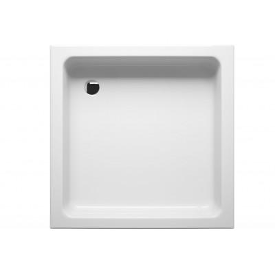 Акриловый душевой поддон Riho Saturnus 90x90 белый DC0400500000000