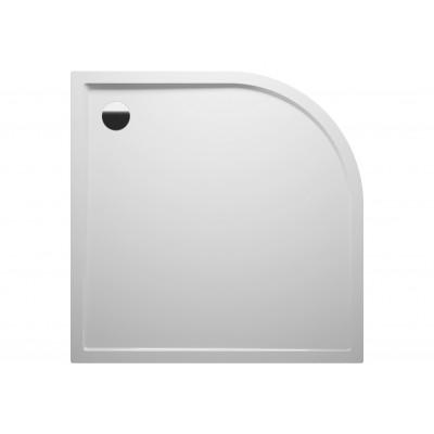 Акриловый душевой поддон Riho Davos 289 120x120 белый R55 + панель DA9700500000000