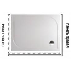 Панель для душевого поддона Riho Kolping P32 L 100x80x10 331L P32005000000000