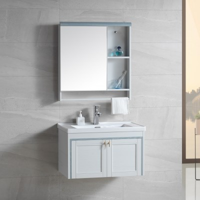 SOFIA 705 BU Мебель для ванны, голубой