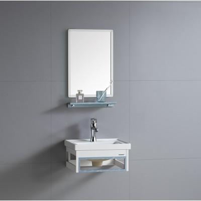LAURA 405 BU Мебель для ванны, голубой