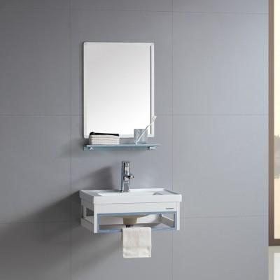 LAURA 505 BU Мебель для ванны, голубой