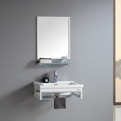 LAURA 605 BU Мебель для ванны, голубой