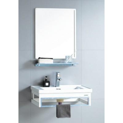 LAURA 805 BU Мебель для ванны, голубой