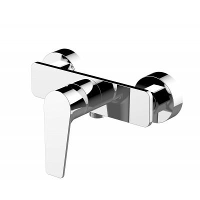 WW MX ODER 404 Хром.Смеситель для ванны однорычажный.