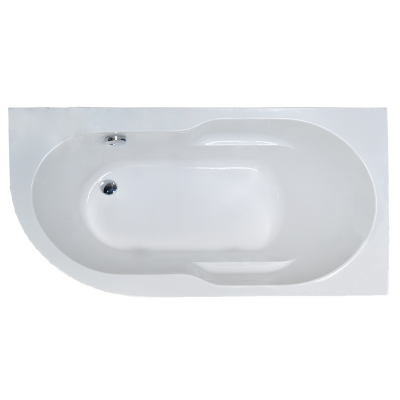 Акриловая ванна AZUR RB614201 150x80x60 R