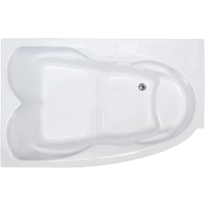 Акриловая ванна SHAKESPEARE RB652100 с каркасом 170х110х67 L