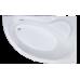 Акриловая ванна ALPINE RB819101 160x100x58R