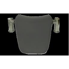 Подголовник SY-2 В серый на металлических ножках (для TUDOR, FANKE, NORWAY)