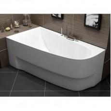 Ванна акриловая Boomerang 160x90 R