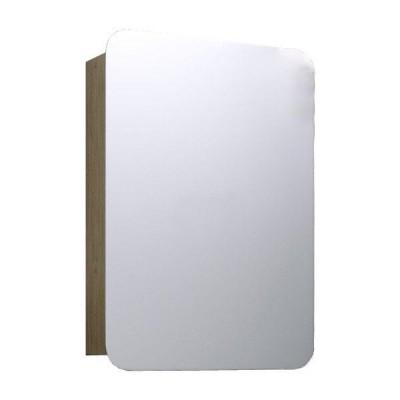 Шкаф зеркальный Aqwella Вега В5з Veg.04.05, дуб сонома