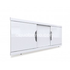 Экран под ванну Emmy Валенсия vls117052bel, белый
