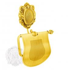 Бумагодержатель Migliore Cleopatra ML.CLE-60.706DO золото