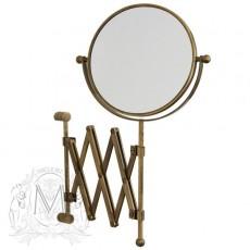 Зеркало оптическое Migliore Complementi ML.COMBR-50.319 - бронза