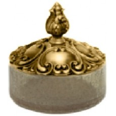 Баночка низкая Migliore Elizabetta ML.ELB-60.127DO - золото