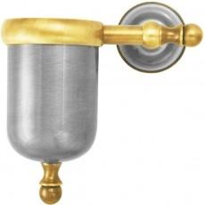 Держатель освежителя воздуха Migliore Mirella ML.MRL-M090CRDO - хром/золото