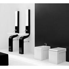 Биде ArtCeram La Fontana LFB004 приставное