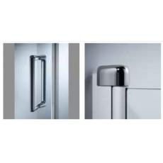 Душевая дверь в нишу Huppe Design Elegance 8E1301 80*190 см