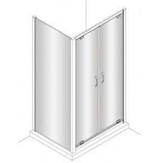 Боковая стенка Huppe X1 140503.069.321 (120503.069.321) 190*80 см