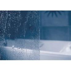 Шторка для ванн Ravak AVDP3-150 алюминевый профиль, пластик Rain