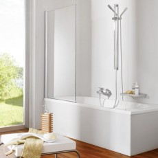 Шторка для ванны Huppe 501 Design pure 512401 распашная