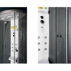 Душевая кабина Aquanet Antares 90*90*220 см