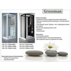 Душевая кабина Grossman GR-121 90*90*225 см