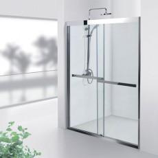 Душевая дверь Aquanet Delta NPD6122 120*80*200 см с поддоном, 2 створки 00184536