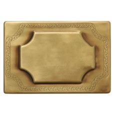 Декоративная панель слива Migliore бронза арт. ML.PLC-27.053.BR, бронза (без ручки)
