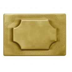 Декоративная панель слива Migliore ML.PLC-27.053.DO, золото (без ручки)