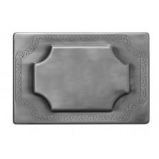 Декоративная панель слива Migliore хром арт. ML.PLC-27.053.CR, хром (без ручки)