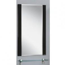 Зеркало Акватон Ария 65 арт. 1A133702AA950 черный глянец, 65*85,8*2,1 см