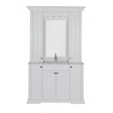 Комплект мебели Aquanet Кастильо 120, цвет белый