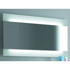 Зеркало с подсветкой Aqwella Bergamo Бергамо Л8 Ber.02.08