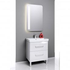 Зеркало с подсветкой Aqwella Нео Л6 Neo.02.06