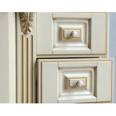 Комплект мебели Atoll Lyudovik 208*188 см, gold (бежевый)