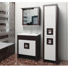 Пенал для ванной Edelform Quadro/Квадро 40