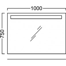 Мебель для ванной Kerama Marazzi Buongiorno 100 дуб, с внутренним ящиком