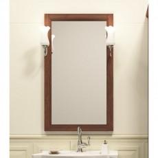 Зеркало со светильником Opadiris ГЛОРИЯ 55, светлый орех